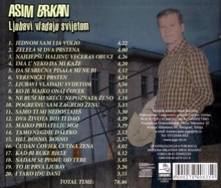 Asim Brkan - Diskografija 2 R-615113