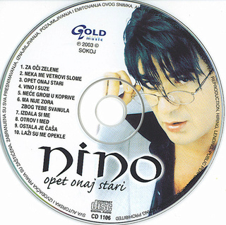 Nikola (Amir) Resic Nino - Diskografija  R-615410