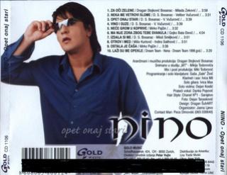 Nikola (Amir) Resic Nino - Diskografija  R-615411