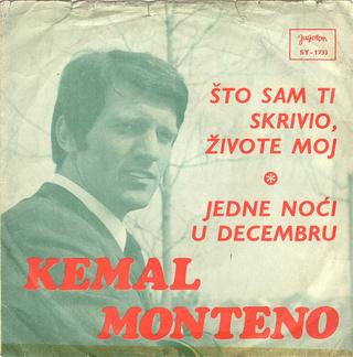 Kemal Monteno - Diskografija  R-617014