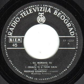 Predrag Gojkovic Cune - Diskografija  R-619713