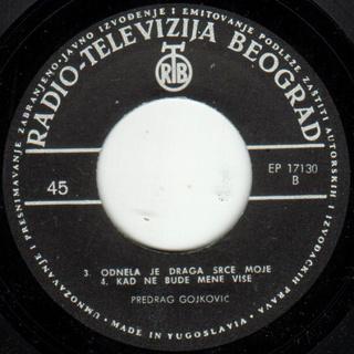 Predrag Gojkovic Cune - Diskografija  R-619716