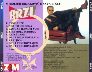 Miroljub Brzakovic Brzi- Diskografija R-624912