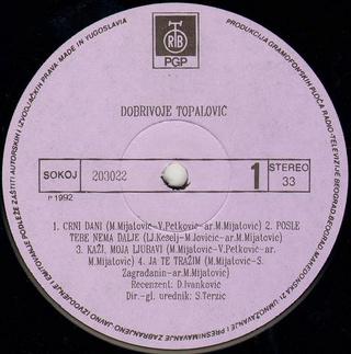 Dobrivoje Topalovic - Diskografija  - Page 2 R-625723