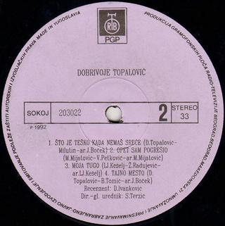 Dobrivoje Topalovic - Diskografija  - Page 2 R-625725