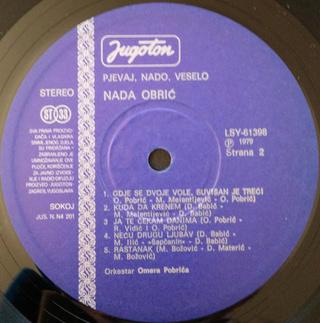 Nada Obric - Diskografija  R-627713