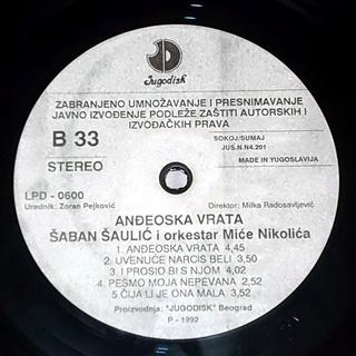Saban Saulic - Diskografija - Page 2 R-630410