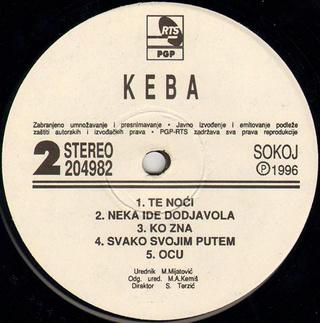 Dragan Kojic Keba - Diskografija R-630718