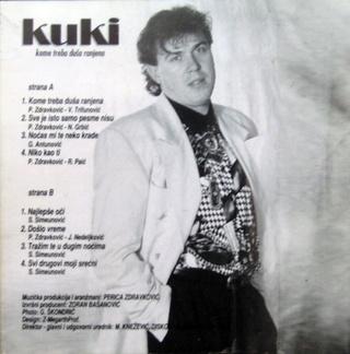 Ivan Kukolj Kuki - Diskografija  R-630811