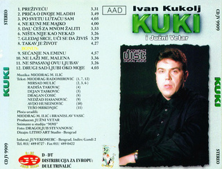Ivan Kukolj Kuki - Diskografija  R-630815