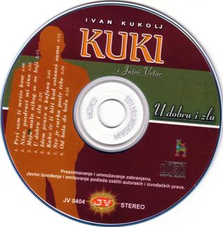 Ivan Kukolj Kuki - Diskografija  R-630824