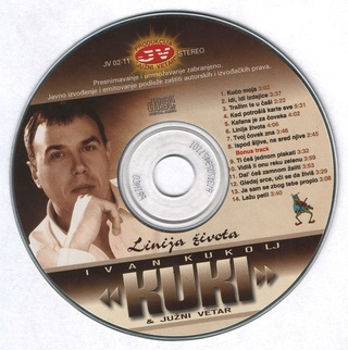 Ivan Kukolj Kuki - Diskografija  R-631311