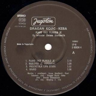 Dragan Kojic Keba - Diskografija R-631813