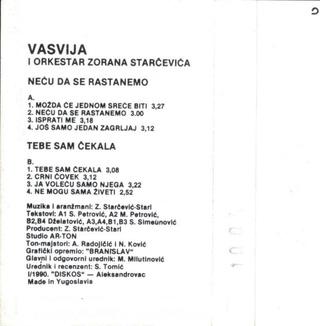 Vasvija Dzelatovic - Diskografija  - Page 2 R-632012