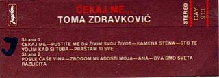 Toma Zdravkovic - Diskografija R-632535