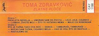 Toma Zdravkovic - Diskografija R-632816