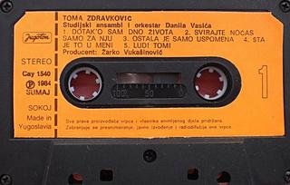 Toma Zdravkovic - Diskografija R-632823