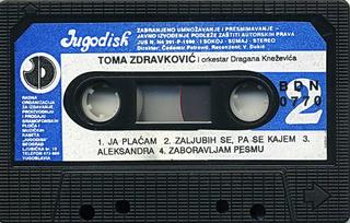 Toma Zdravkovic - Diskografija R-632827