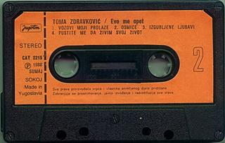 Toma Zdravkovic - Diskografija R-632829