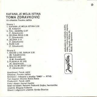 Toma Zdravkovic - Diskografija R-632830