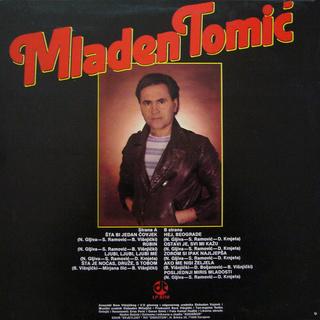 Mladen Tomic - Diskografija  R-633219