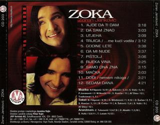 Zoran Zoka Jankovic -Diskografija R-636412