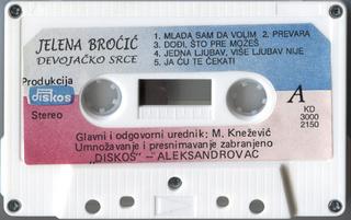 Jelena Brocic -Diskografija R-638910
