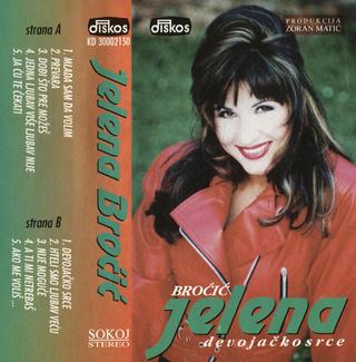 Jelena Brocic -Diskografija R-638911
