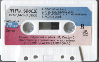 Jelena Brocic -Diskografija R-638912
