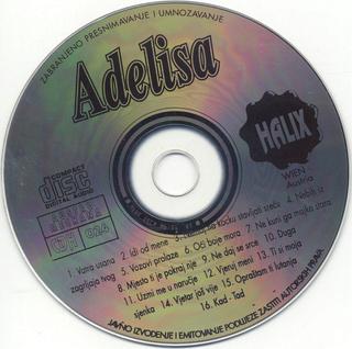 Adelisa Hodzic - Diskografija  R-638915