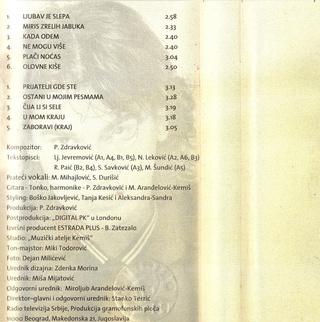 Nikola (Amir) Resic Nino - Diskografija  R-638921