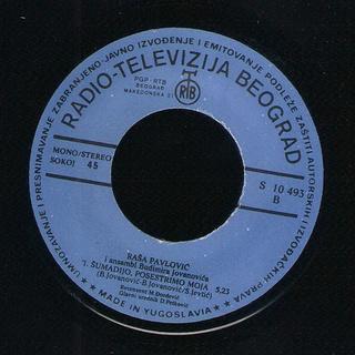 Rados Rasa Pavlovic - Diskografija  R-652611