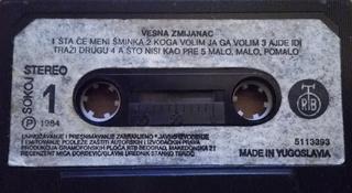 Vesna Zmijanac - Diskografija R-654111