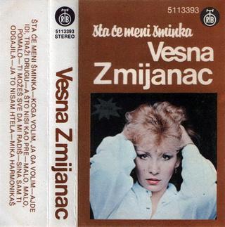 Vesna Zmijanac - Diskografija R-654112