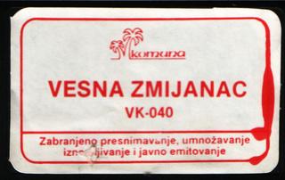 Vesna Zmijanac - Diskografija R-654118