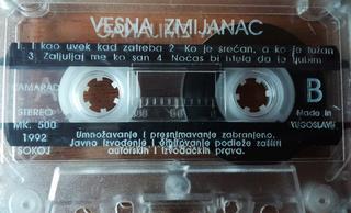 Vesna Zmijanac - Diskografija R-654123
