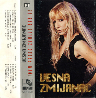 Vesna Zmijanac - Diskografija R-654125