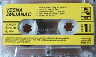 Vesna Zmijanac - Diskografija R-654128