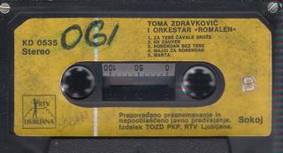 Toma Zdravkovic - Diskografija R-654614