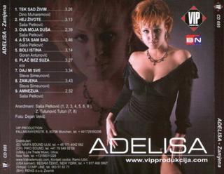 Adelisa Hodzic - Diskografija  R-656611