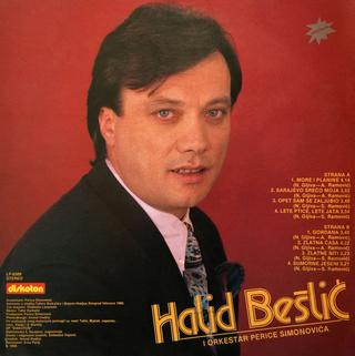 Halid Beslic - Diskografija R-658911