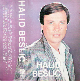 Halid Beslic - Diskografija R-662214