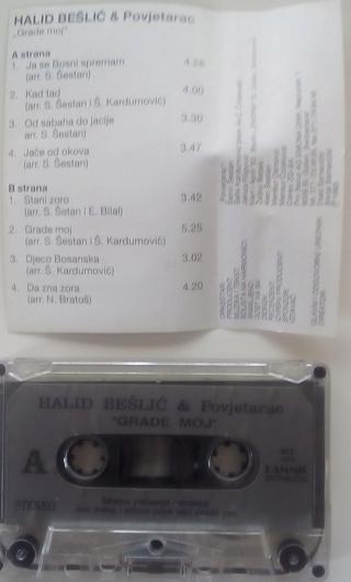Halid Beslic - Diskografija R-662216