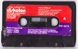 Halid Beslic - Diskografija R-662311
