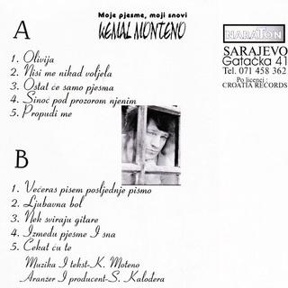 Kemal Monteno - Diskografija  R-667413