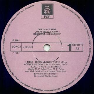Gordana Lazarevic - Diskografija R-668810