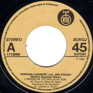 Gordana Lazarevic - Diskografija R-674110