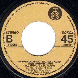 Gordana Lazarevic - Diskografija R-674111