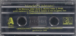 Medeni Mesec - Diskografija R-674119