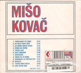 Miso Kovac - Diskografija  R-675610